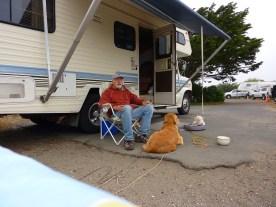 Camping at Doran