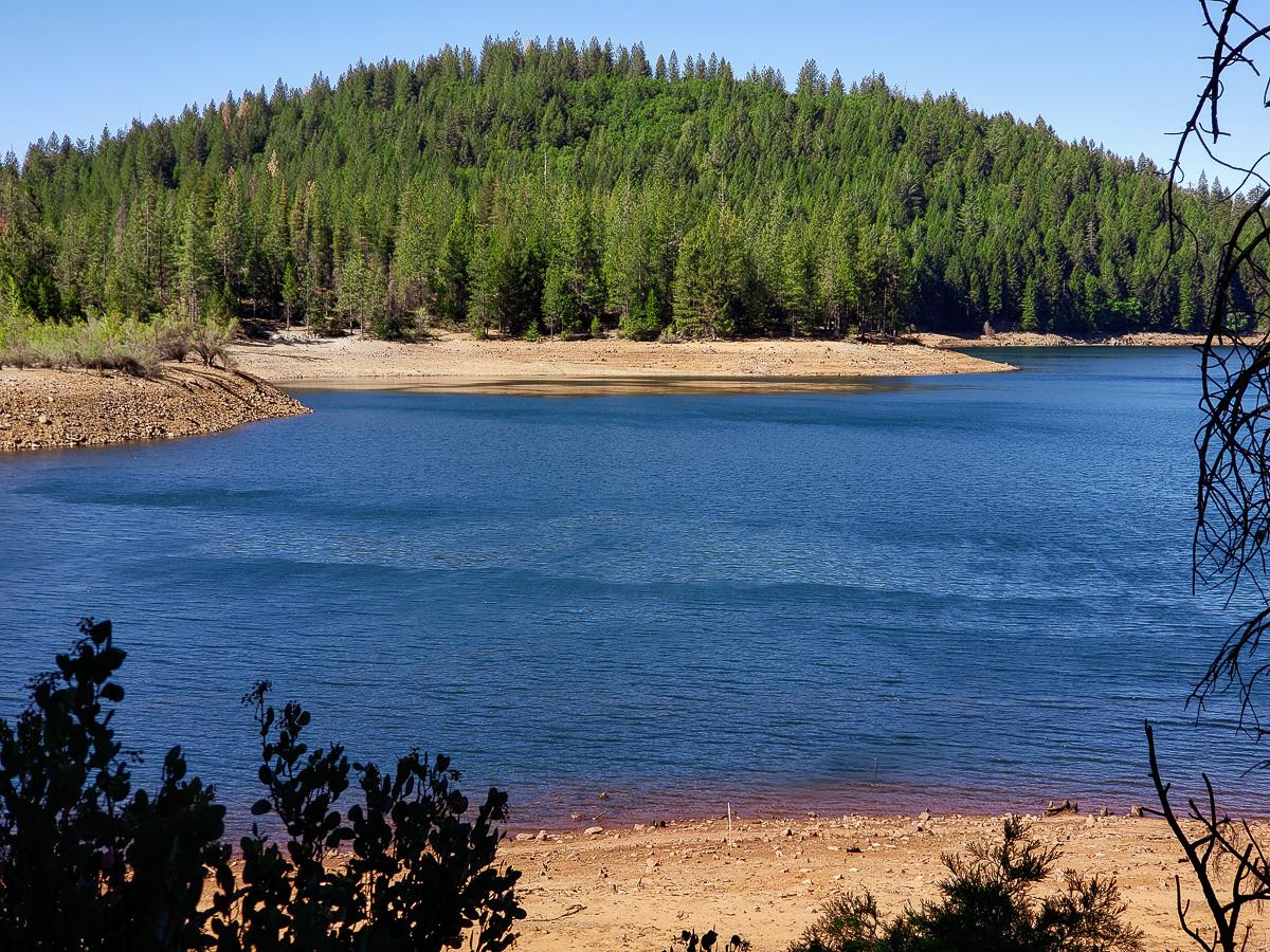 Camping at Sugar Pine Reservoir May 2021