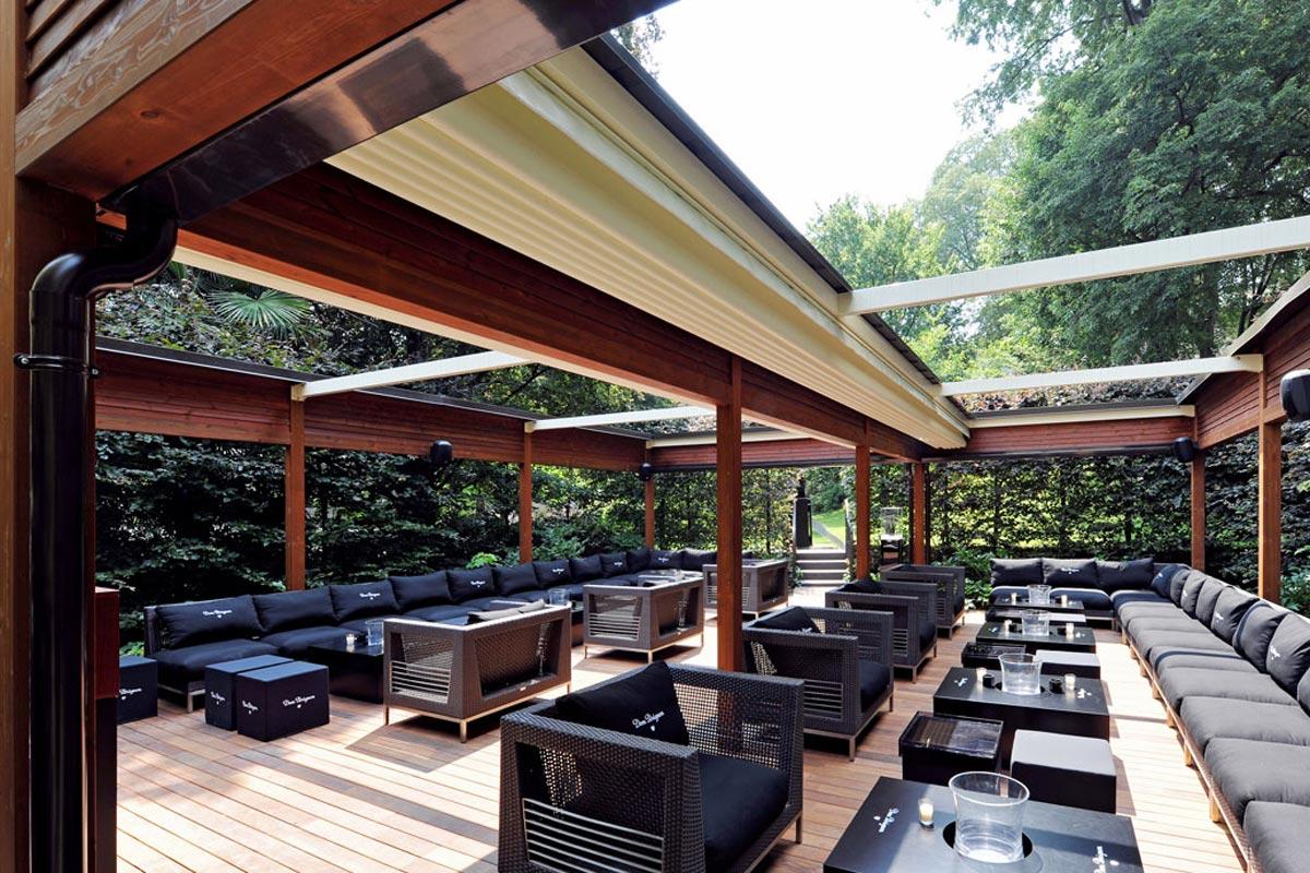 Seattle Modular Wood Patio Covers | Pure Tech Window Fashion on Patio Cover Ideas Wood id=50743