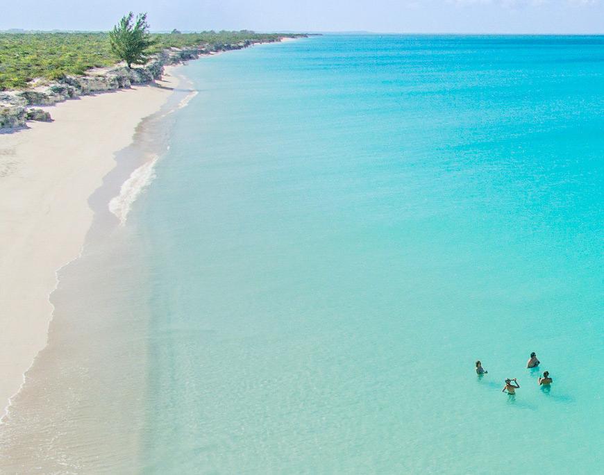 Beach Turks and Caicos Tourism