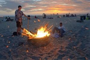Huntington Beach Beach Party