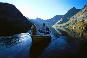 Lofoten Islands of Norway