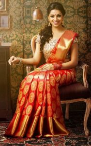 Beautiful Silk Clothing in India