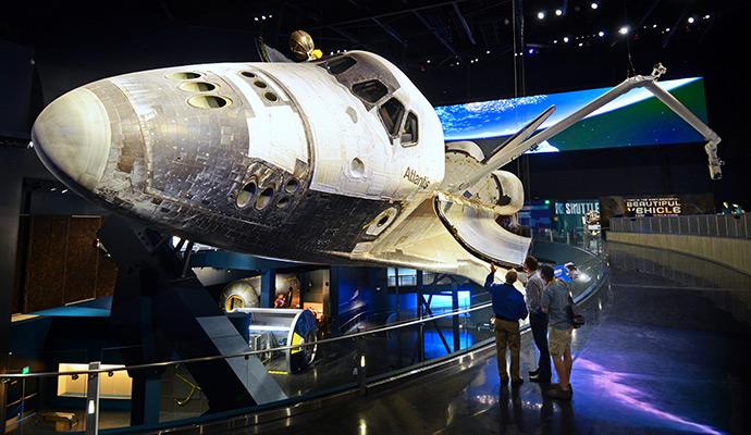 Explore the Space Coast, Florida