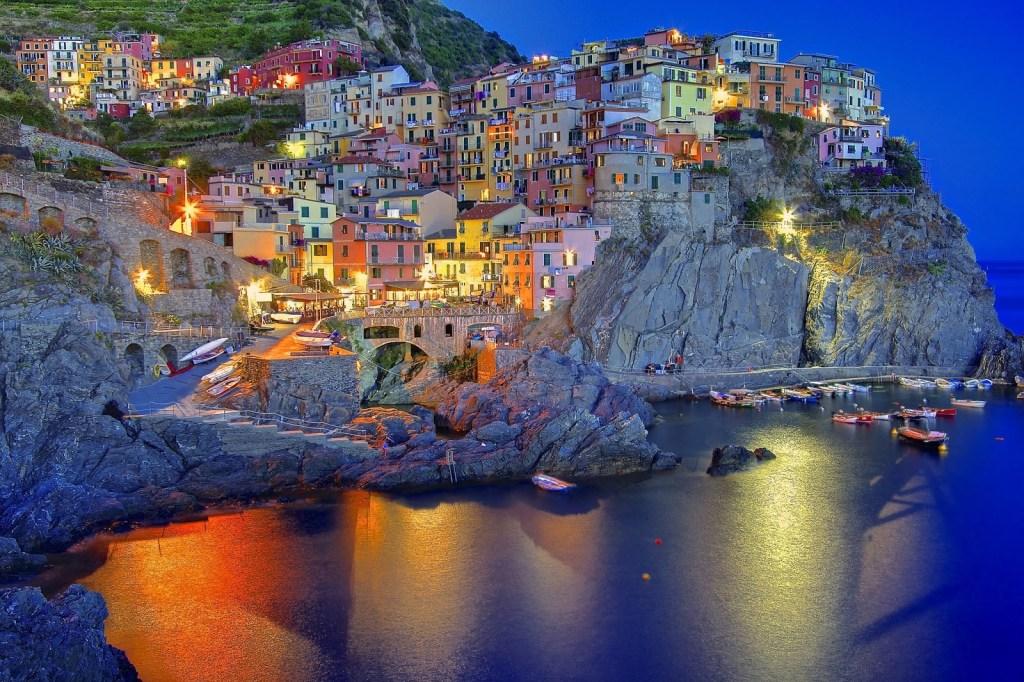 Romance of Neapolitan Riviera