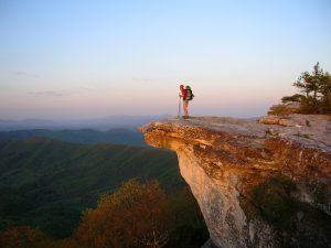 Five Bucket List Adventures -Appalachian Trail