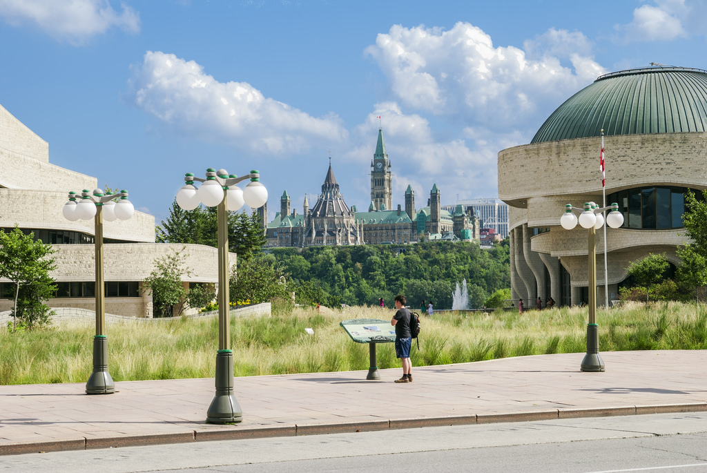 Ottawa in the Summer