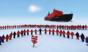 North Pole Icebreaker Cruises