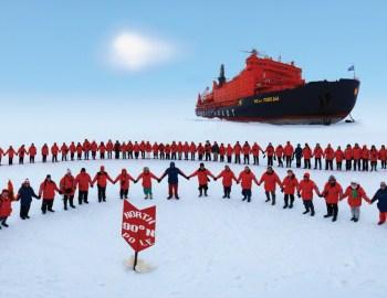 Adventures to North Pole
