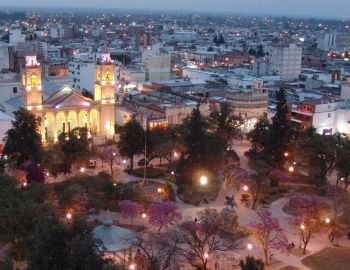 A Visit to Santiago del Estero, Argentina