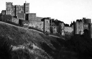 Spooky Dover Castle