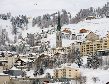 The Winter Villages of Switzerland
