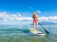 Top 5 Paddleboarding Destinations