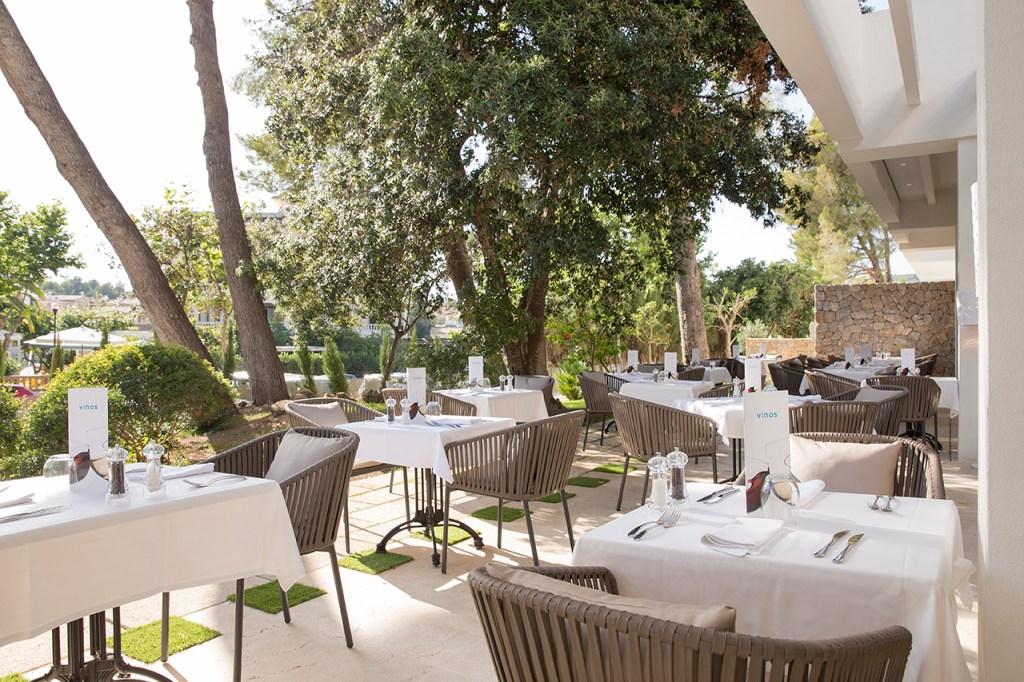 Restaurant at the Canyamel Park Hotel Spa