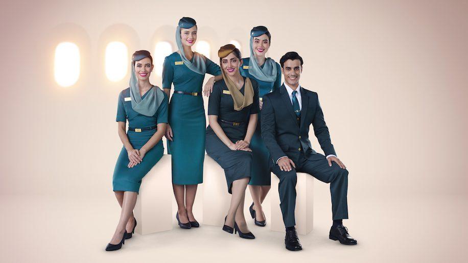 Oman Air New Uniforms