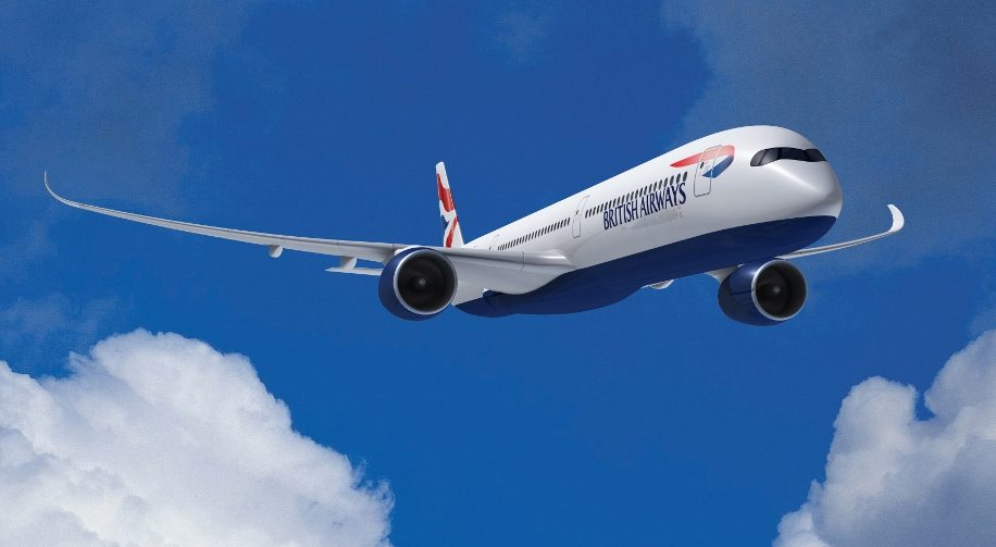 A350-1000 BRITISH AIRWAYS