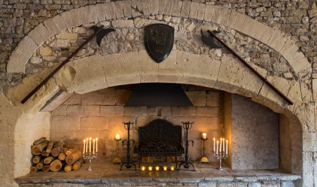 Stay in Thornbury Castle at Christmas