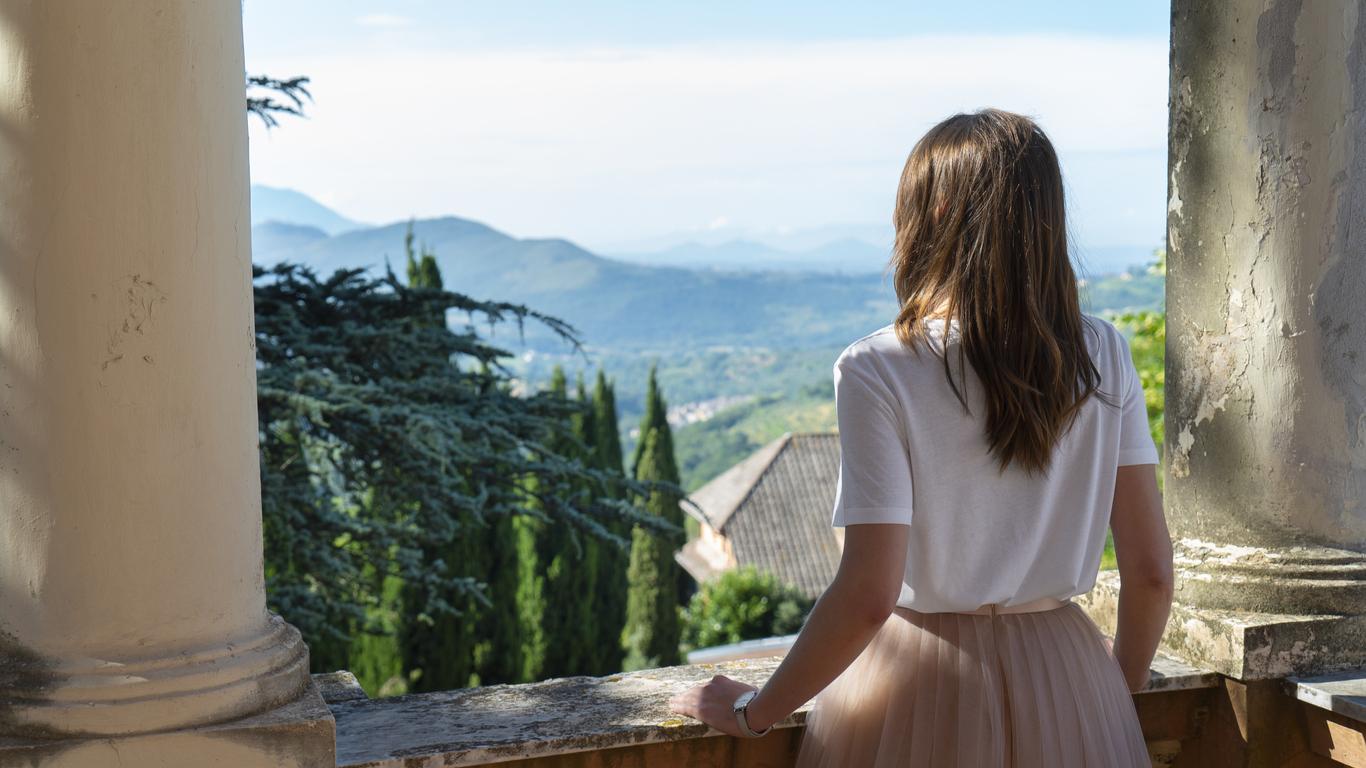 The beauty of Tuscany, Italy