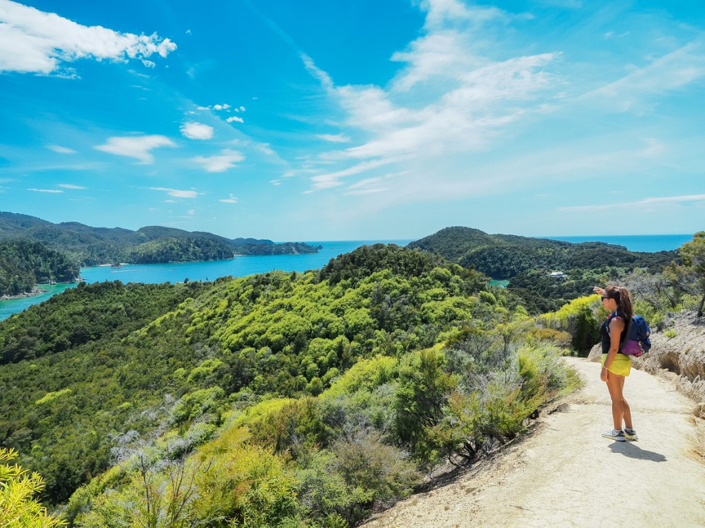 Anchorage, the landmark at Abel Tasman Coast Track
