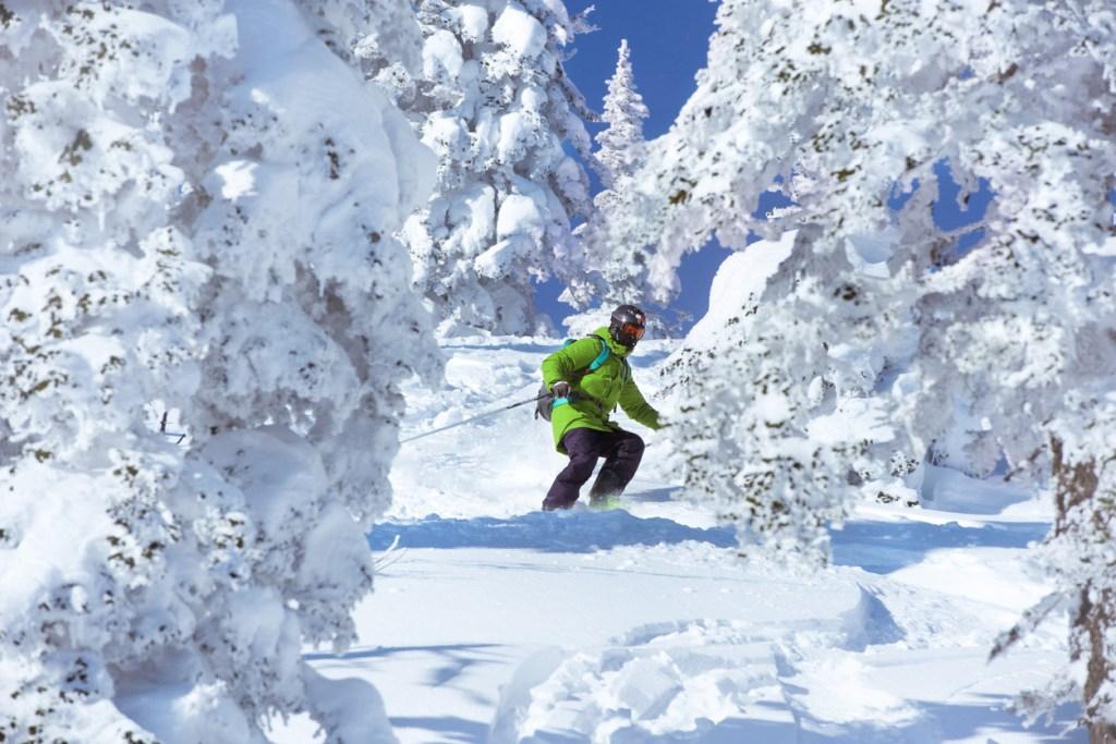 Russian Skiing