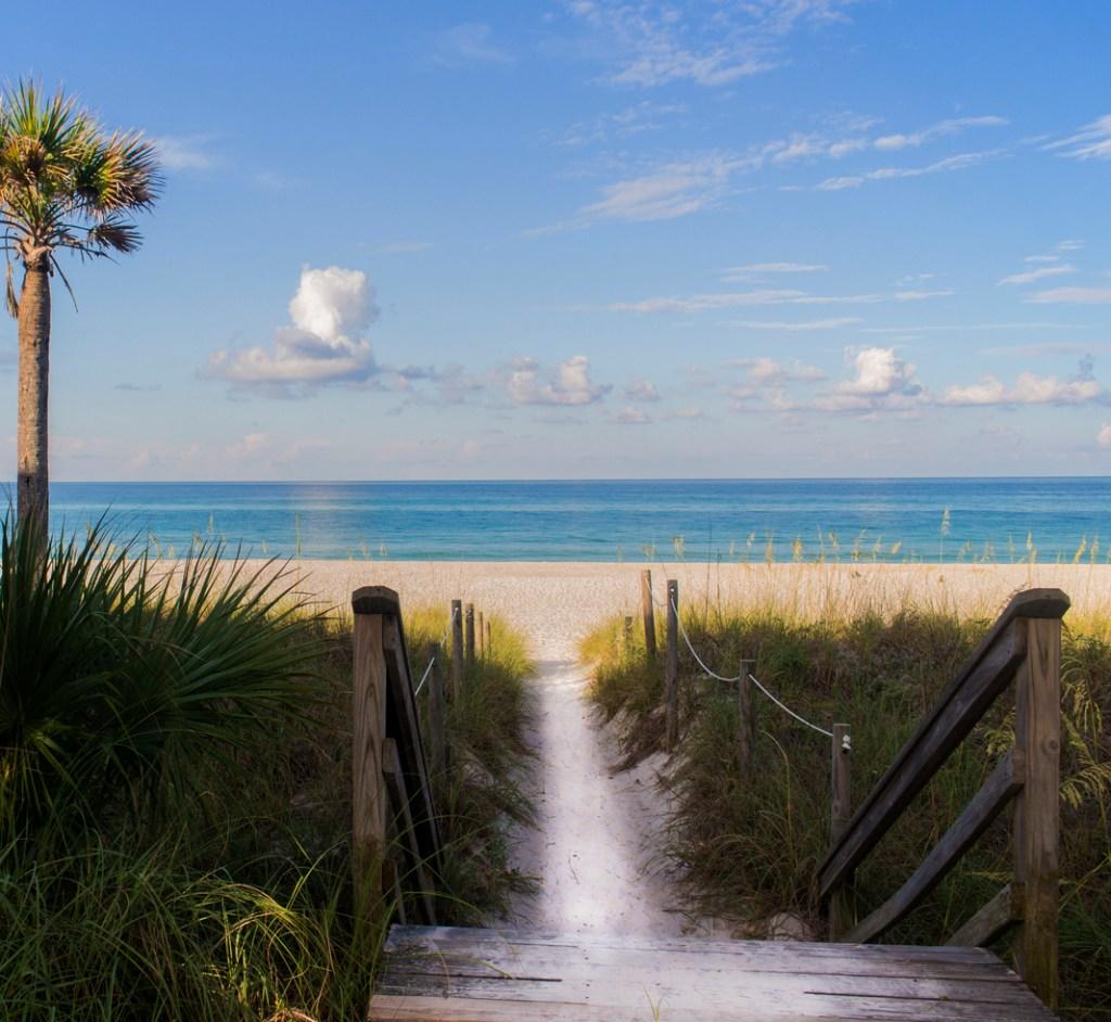 Stroll to the Beach