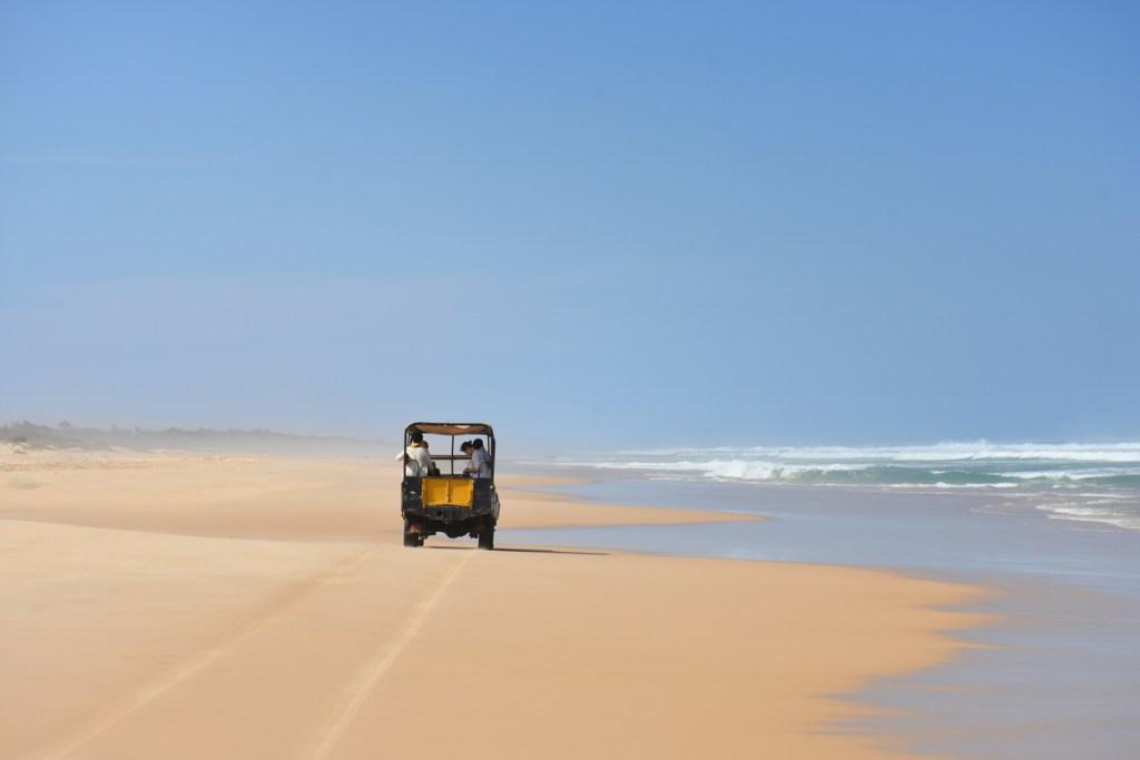 Beach Excursion in Senegal