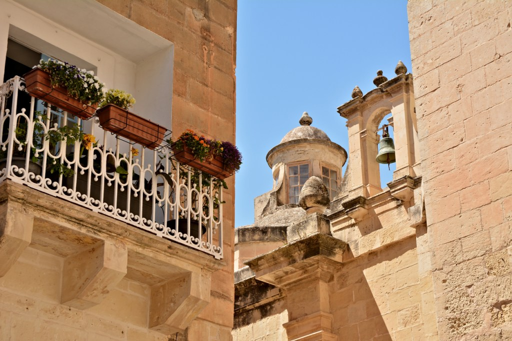 Old town of Mdina