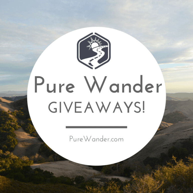 Pure Wander travel giveaways - a group travel blog