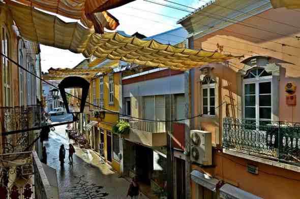 Marketplace in Loulé  Algarve, Portugal