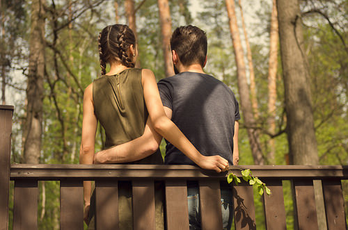photo credit: couple in nature via photopin (license)