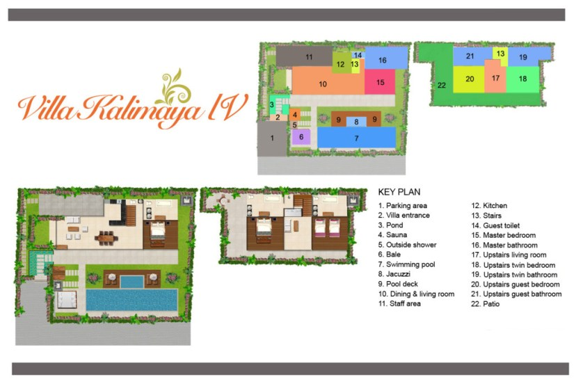Villa Kalimaya Four