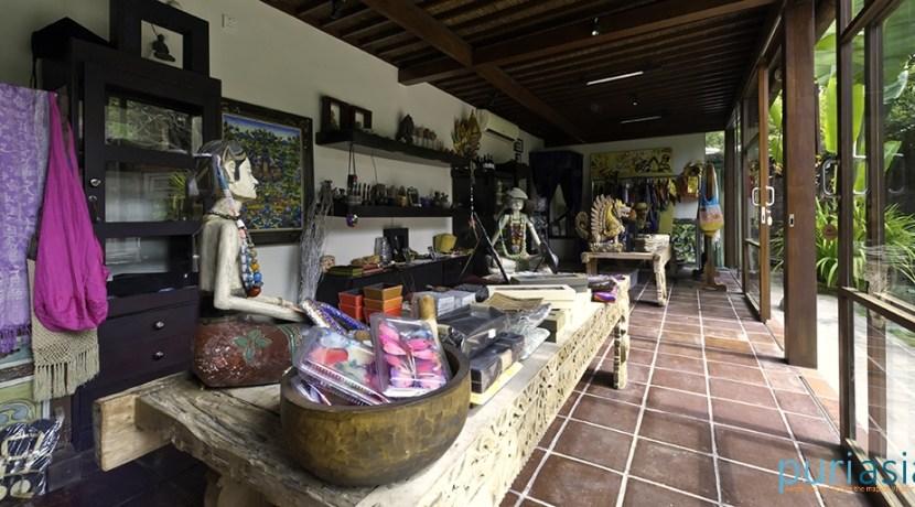 14-Majapahit Beach Villas - Villa Raj - Shopping