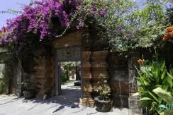 15-Majapahit Beach Villas - Villa Raj - Entrance