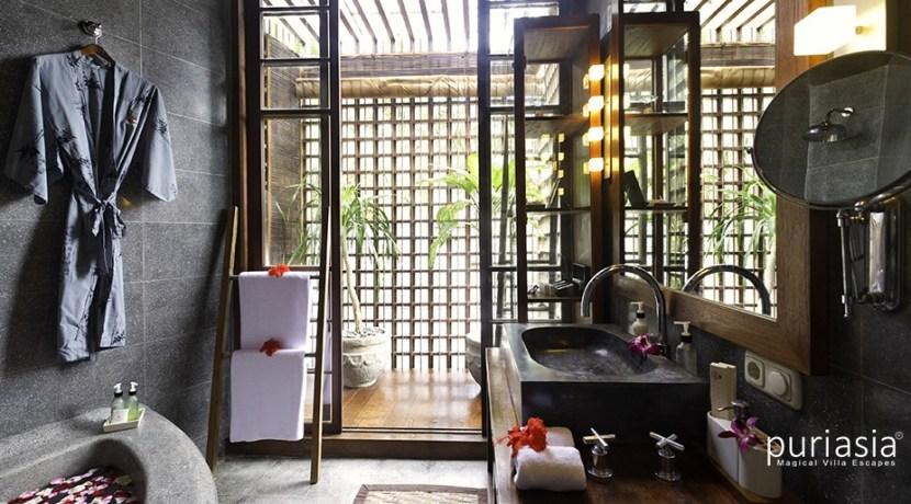 Villa Maya - Bathroom