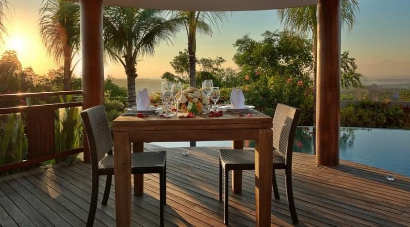 Casa Bonita Villa - Romatic Dining