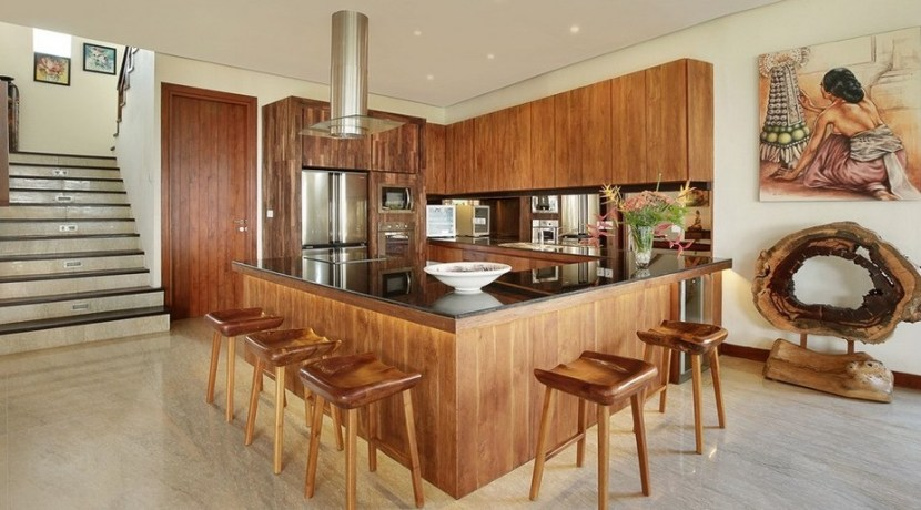 Casa Bonita Villa - Kitchen Area