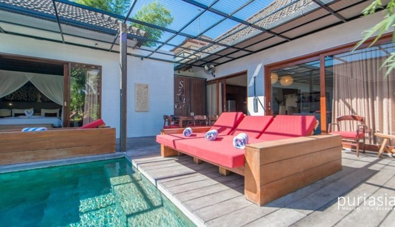 Villa Sam Seminyak - Pool and Villa