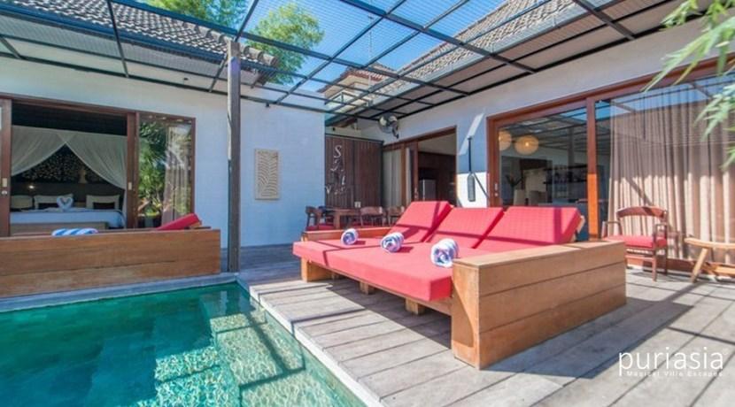Villa Sam Seminyak - Pool and Villa