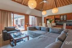 Villa Sam Seminyak - Living Area