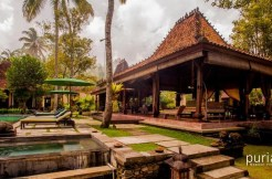 Villa bodhi - Pool and Living Pavillion