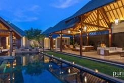 Villa Meliya - Poolside