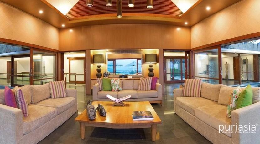 Bayu Gita - Living area