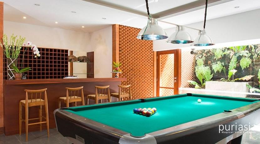 Bayu Gita - Billiard Table