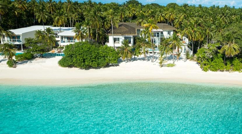 Amilla Villa Estate - Absolute Beachfront Villa in Maldives