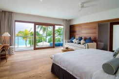 Amilla Residence - Guest bedroom luxury