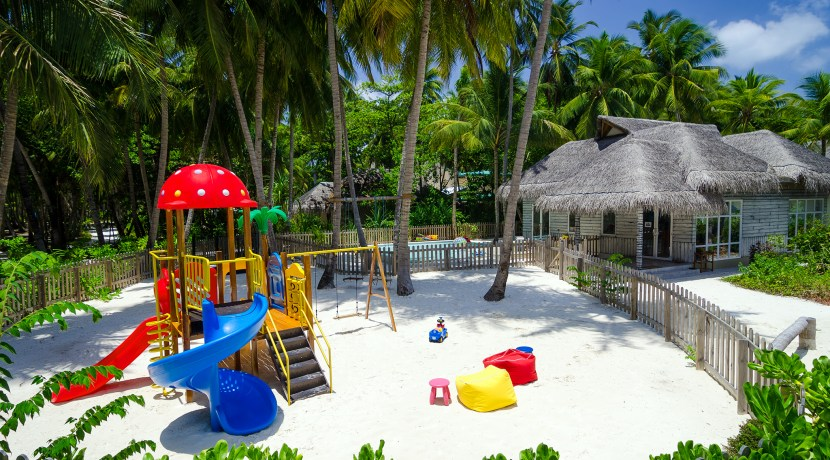 Amilla Residence - Fabulous sandpit for kids