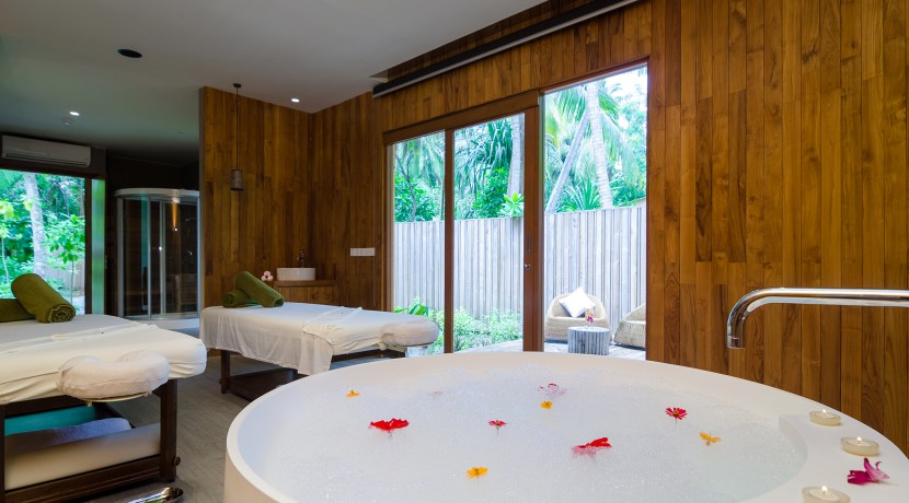 Amilla Residence - Perfect bath in the spa