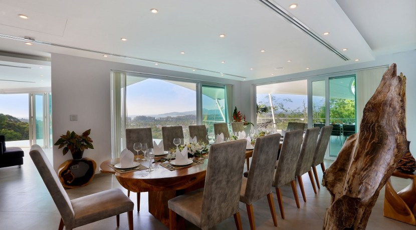 Villa Beyond - Dining Area
