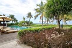 Jeeva Saba Villa - Pool and Garden