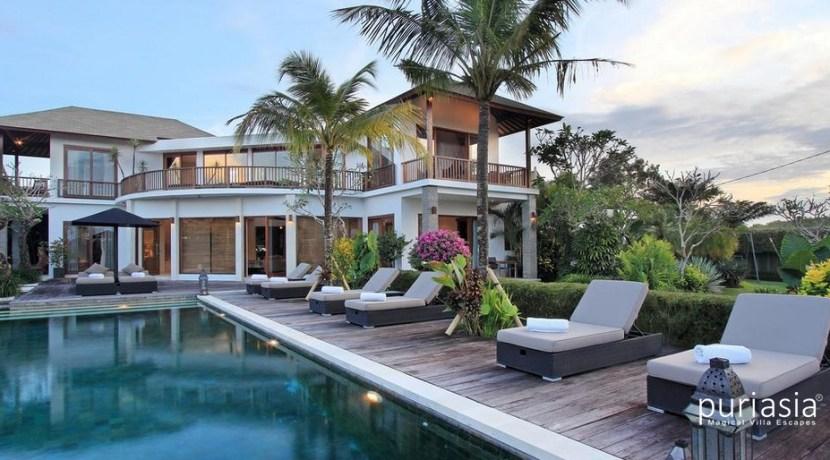 Villa uma nina - The Villa and The Pool